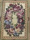 Antique print French English Design Aubusson Tapestry 104 By187 Cm