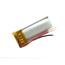 150mAh 3.7V lipo Polymer Battery For Mp3 Bluetooth headset pen smart watch501230