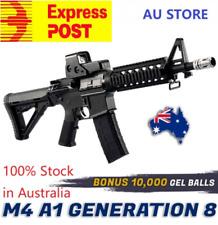 JINMING UPGRADED FULL NYLON GEN 8 M4A1 GEL BLASTER MAG-FED 100% AUS STOCK