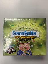 2020 Topps Garbage Pail Kids 35th Anniversary Sealed 24 Pack Box