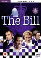 The Bill: Volume 2 DVD (2009) Tony Scannell cert 12 2 discs ***NEW***