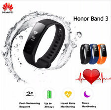 🌟Original Huawei Honor Band 3 Fitness Tracker IP67 Bluetooth Smart Watch -Black