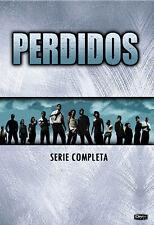 LOST - PERDIDOS - Serie Completa temporadas 1 a 6 - 15 discos (Castellano)