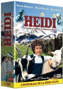 HEIDI L'intégrale de la série en 6 DVD 26 épisodes Neuf sous Cellophane