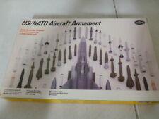 Testors US NATO Aircraft Armament 1/72