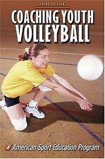 Coaching Youth Volleyball-3rd Edition (Coaching Yo