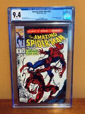 Amazing Spider-Man #361 CGC 9.4 NM 1st Full Appearance of Carnage! Venom 2 Movie