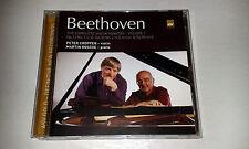 beethoven violin sonatas: peter cropper & martin roscoe : an asv  cd