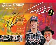 Travis Pastrana  8 x 10 Autograph Reprint  NASCAR  Driver  X Games gold medals