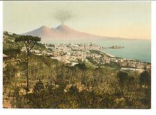 PZ (ALBERT HAUTECOEUR) - ITALIA - NAPOLLI (VESUVIO) - PHOTOCHROM