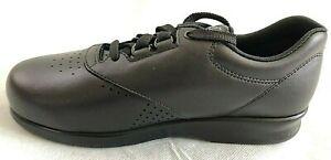New w/box SAS Free Time  Black Women's Orthopedic Shoes HAND SEWN MADE IN U.S.A