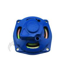 Blue 25H 6T Clutch Drum Gear Box Cover For 47 49cc Go Kart ATV Pocket Dirt Bike