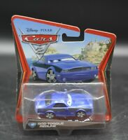 2010 Disney Pixar Cars 2 Rod Torque Redline #16 NEW VHTF