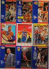 Fleer 1991 Here's The World's Most Collectible NBA  Basketball Card AD FREE SHIP