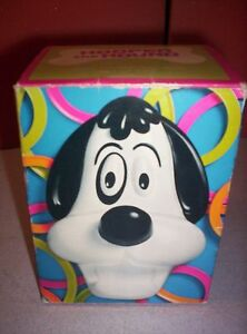 Collectible Avon Hopper the Hound, Soap Holder and Soap, 1974
