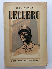 LECLERC 1948 JEAN D'ESME GENERAL