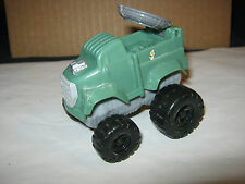 "Tonka Green plastic Radar Truck, 3"" long, for McD, Good Cond (GS12)"