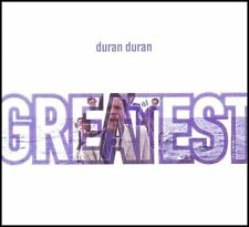 DURAN DURAN - GREATEST ( HITS ) CD ~ 70's / 80's BEST OF COMPILATION *NEW*