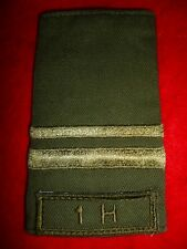 Canadian Combat Dress Epaulette for a Lieutenant, 1st Hussars of Canada