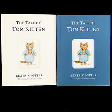 Beatrix Potter The Tale of Tom Kitten Book With Dust Jacket Vintage