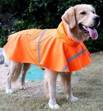 Pet Dog raincoat  Big Small Dog Waterproof Reflective Outdoor Raincoat