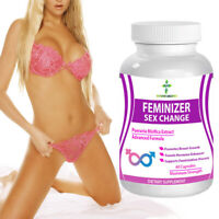 HERBAL FEMINIZER PUERARIA MIRIFICA  Female Hormone Transgender Sex Change Pills
