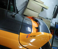 UNPAINTED RS STYLE REAR ROOF WING SPOILER FOR FORD FOCUS HATCHBACK MK3 2013+