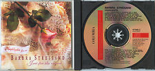 BARBRA STREISAND Highlights Just For The Record 1992 CD TOP 24 Songs! USA POP