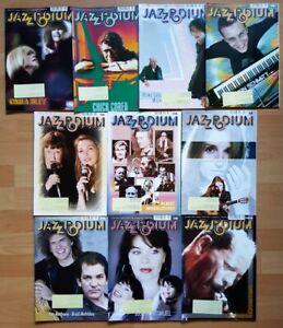 Jazz Podium 2006 komplett Jahrgang Zeitschrift Musik Magazin Sammlung Hefte