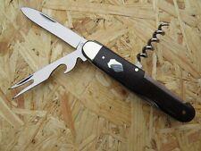 Hartkopf Solingen Taschenmesser Ebenholz Messer Klappmesser Jagdmesser 324910