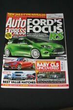 Weekly Auto Express Magazines in English