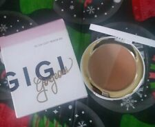 GIGI GORGEOUS The Sick Sculpt Bronzer Duo in Turnt + Extra Full Size New