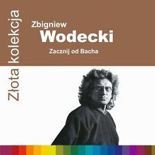 CD ZBIGNIEW WODECKI Złota kolekcja Zacznij od Bacha