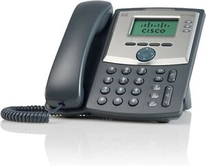 NEW Cisco SPA303 3 Line IP Phone with Power Adapter Business IP Phone SPA303-G1