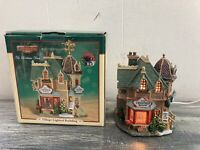 Lemax 2004 The Christmas Nook Coventry Cove Retired #45117KM Village Building