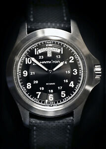 Hamilton Khaki Field Quartz Men's Quartz Watch