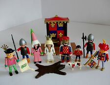 PLAYMOBIL Medievale Royal Kings Court 3659