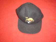 THE RATTLERS  BLACK BASEBALL CAP