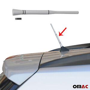 "6"" Aluminium AM FM Car Radio Antenna Screw On Fits Tesla"