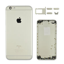 For iPhone 6s Plus Silver Replacement Housing Back Battery Door Cover  Mid Frame