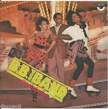 "B.B. BAND - All night long - VINYL 7"" 45 ITALY 1982 NEAR MINT COVER VG+"