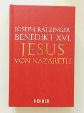 Jesus von Nazareth Joseph Ratzinger Benedikt XVI.