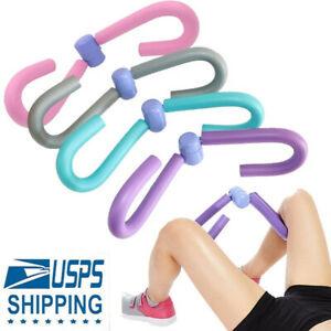 YOGA Thigh Master Toner Exerciser Body Fitness Home Gym Relax Training Tool