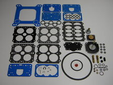 Holley 4150 Carburetor Rebuild Kit Vacuum Secondary Diaphragm Alcohol Resistant