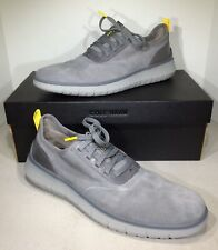 Cole Haan Generation Zerogrand Men's Sz 11M Gray Suede Casual Sneakers X5-921