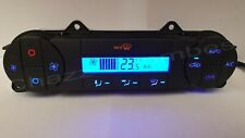 Ford Mondeo MK3 - Blue Digital Climate Heater Control AUTO SWITCH 2004 - 2007
