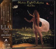 ELECTRIC LIGHT ORCHESTRA PART TWO FIRST JAPAN CD ALCB-275 NO OBI ELO