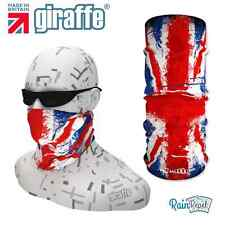 G278 Union Jack Balaclava Bandana Face Mask NeckTube Scarf Snood Warmer headgear