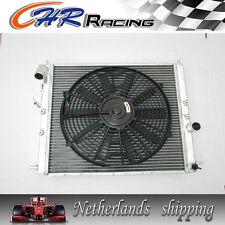 Aluminium radiateur + ventilateur renault clio 16S/williams 1.8/2.0L 16V moteur F7R 93-96