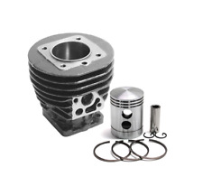 SOLEX 3800 ENGINE MOTOR CYLINDER + SEGMENT + GASKET VELOSOLEX VINTAGE MOPED BIKE